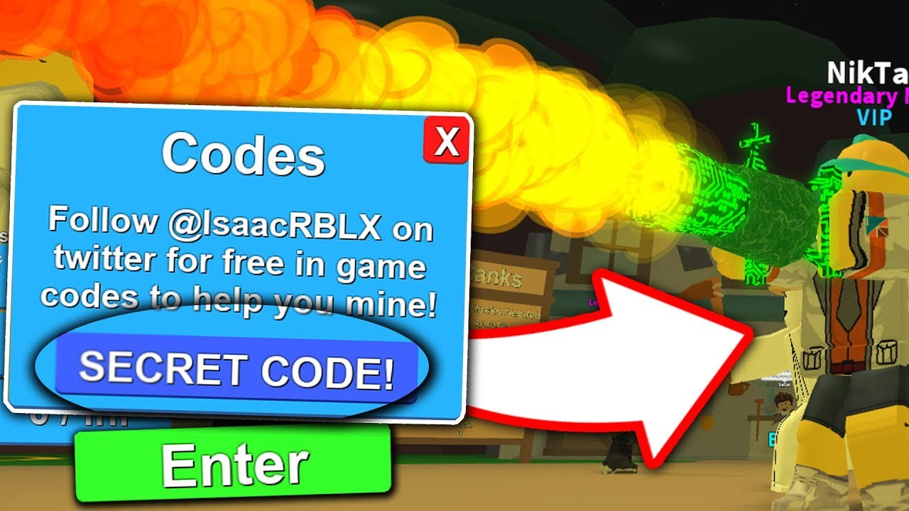 (Codes) All New Codes, Items And Skins!! - Roblox Mining Simulator (Beta)
