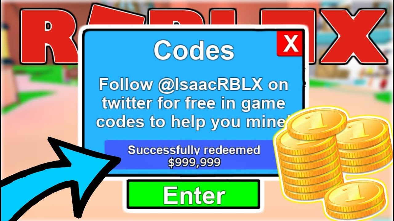 Mining Simulator Codes! | **all Working** | Roblox Mining Simulator Free  Coins