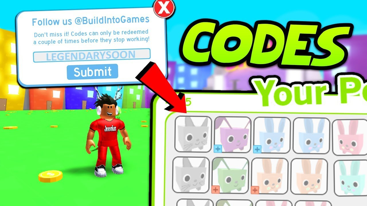 *secret* Roblox Pet Simulator Codes!?