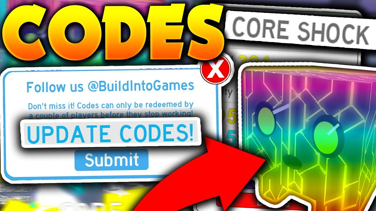 Unlocking Core Shock Pet & New Codes In Roblox Pet Simulator (Update)