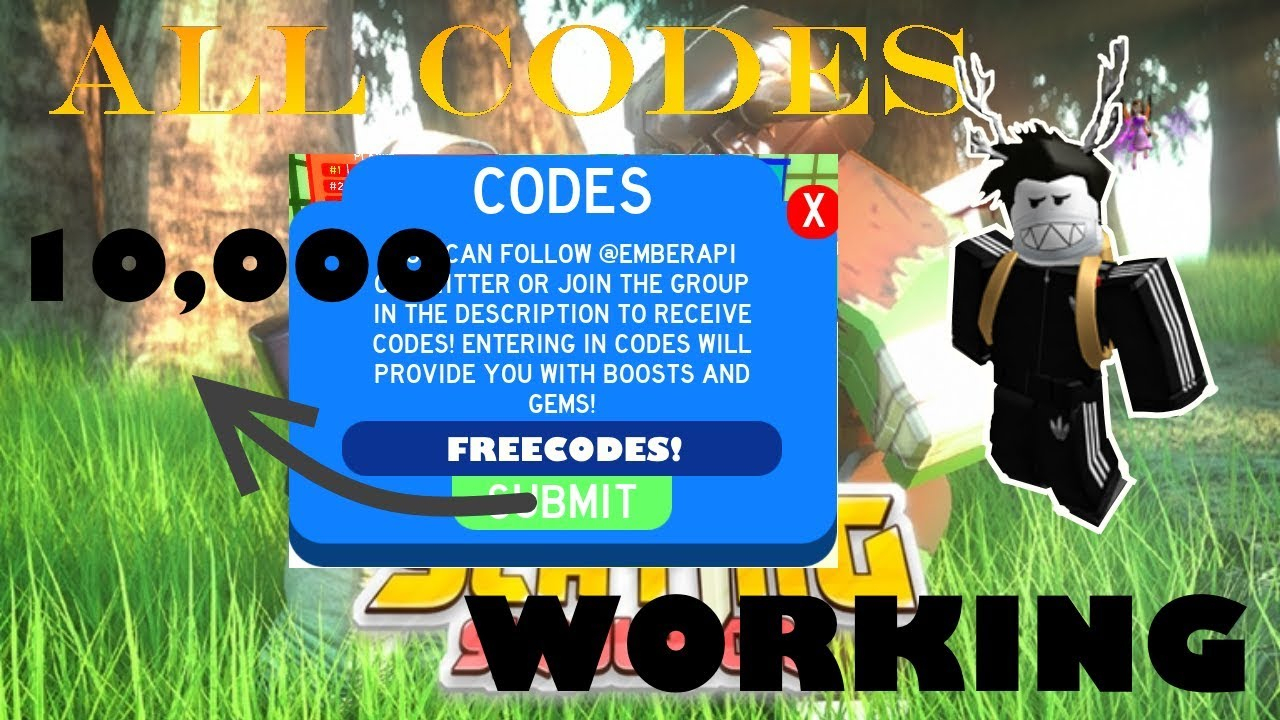 All Working Codes In 🔥20M! ⚔️ Slaying Simulator | Roblox