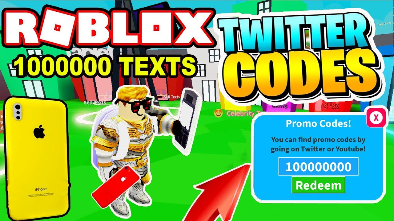*new Game* + All New Codes | Texting Simulator Roblox!