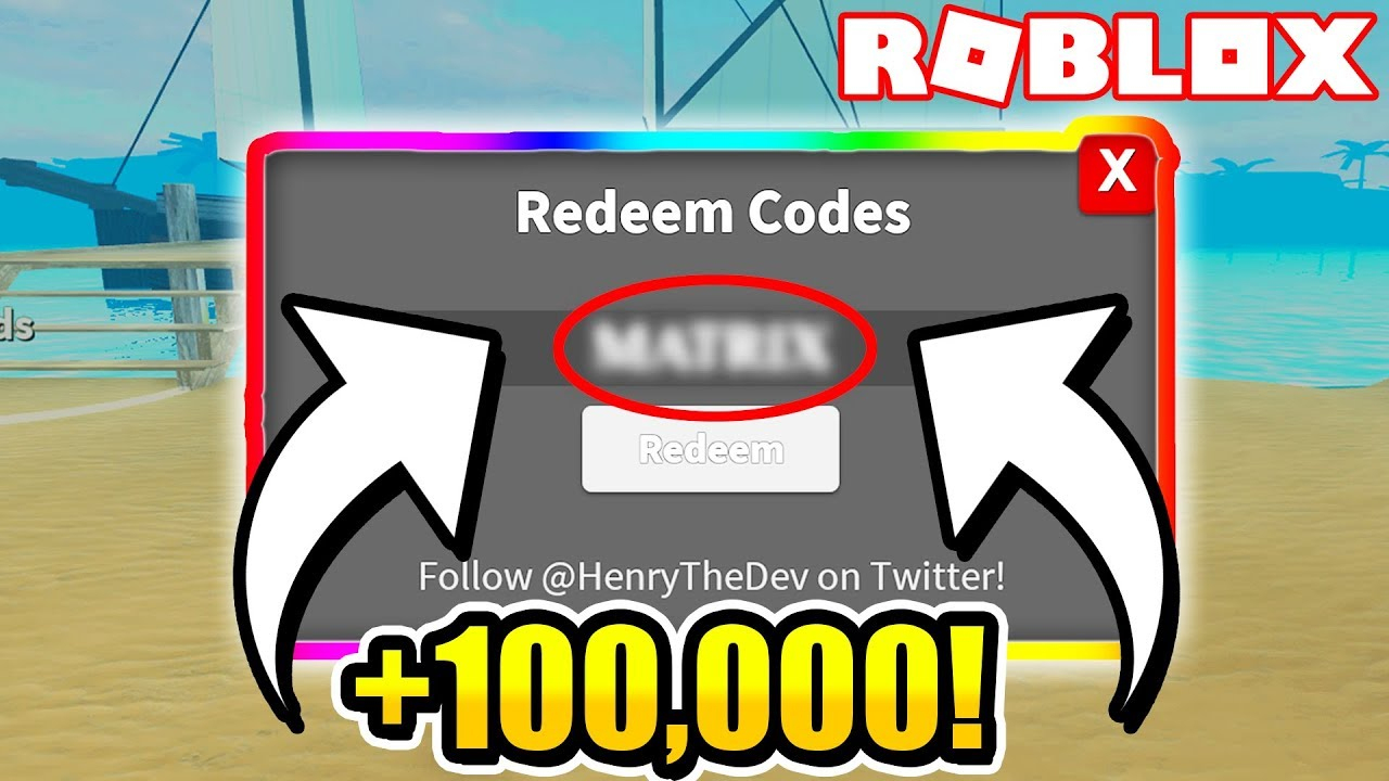 My *exclusive* Code In Treasure Hunt Simulator! (Roblox)