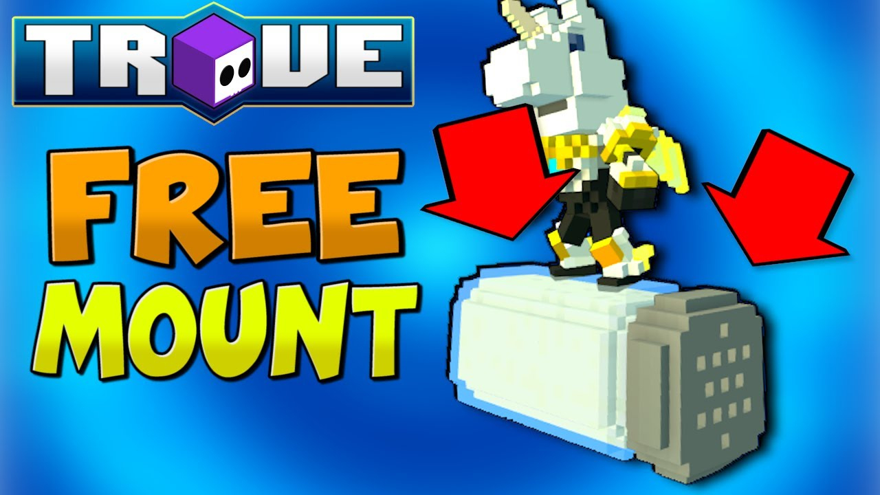 Free Salt Sower Mount Code! | Trove Shadow Tower 2.0 Release Date Revealed