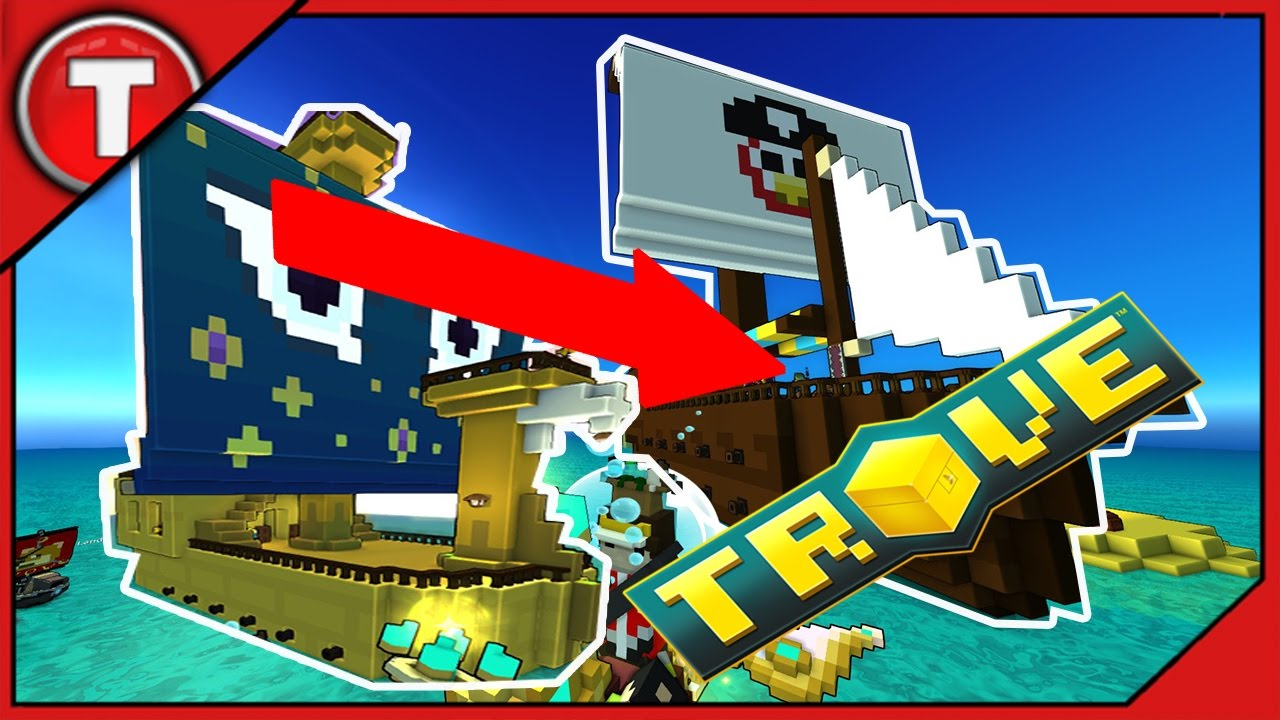 Trove Glitch How To Make The Boats Give The Rare Loot