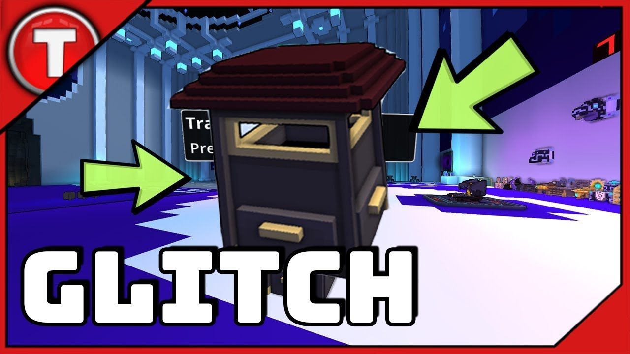 Trove - Trade Post Glitch. Killert800 Trion Messed Up Codes Are  Back!!!!!!!!!