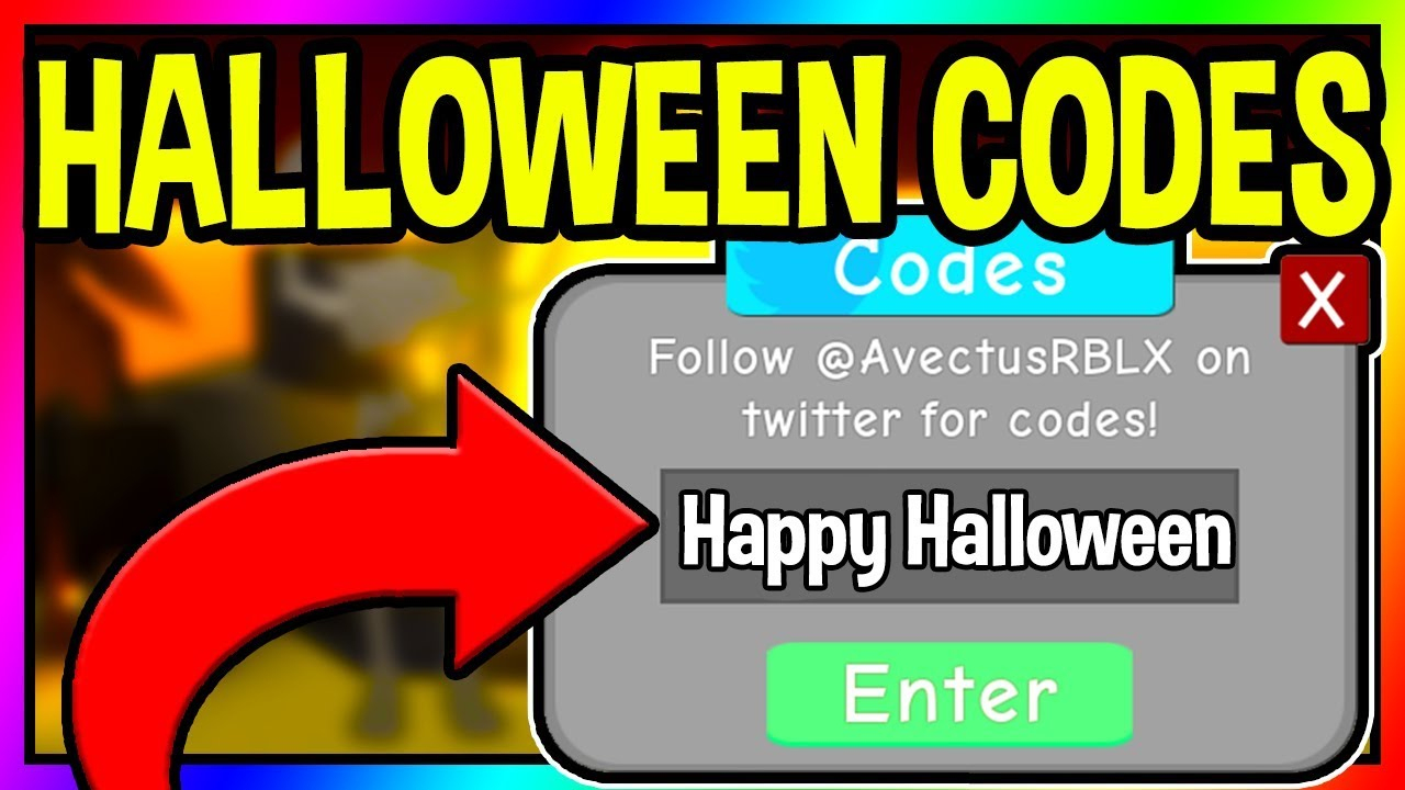 *new* Weight Lifting Simulator 3 Spooky Update Codes Halloween Roblox